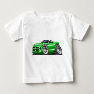Dodge Viper Roadster Green Car T Shirt