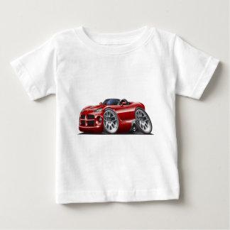 Dodge Viper Roadster Maroon Car T-shirt
