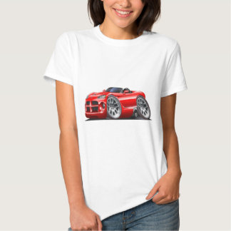 Dodge Viper Roadster Red Car T-shirt