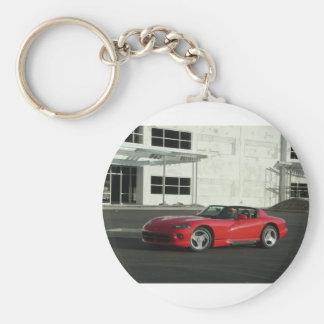 Dodge Viper RT/10 Keychain
