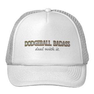 DODGEBALL GORROS BORDADOS