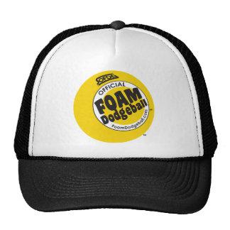 Dodgeball Logo Trucker Hat