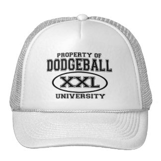 Dodgeball University T-shirts and Gifts. Trucker Hat