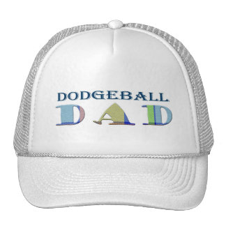 DodgeballDad Trucker Hat