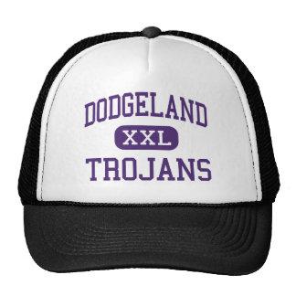 Dodgeland - Trojans - Junior - Reeseville Trucker Hat