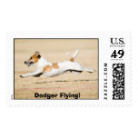 Dodger Flying! Stamp