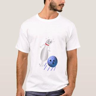 Dodging Bowling Pin T-Shirt