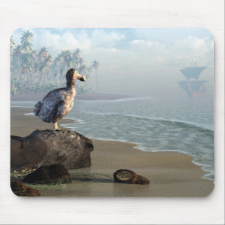 Dodo Afternoon Mouse Pad
