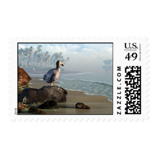 Dodo Afternoon Stamps