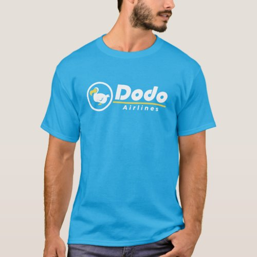Dodo Airlines T_Shirt