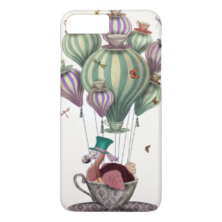 Dodo Balloon with Dragonflies iPhone 7 Plus Case