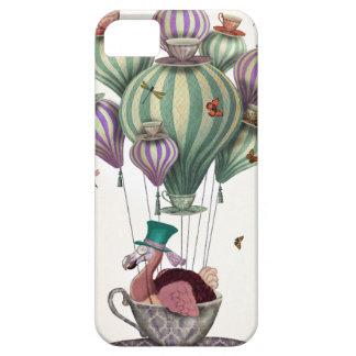 Dodo Balloon with Dragonflies iPhone SE/5/5s Case