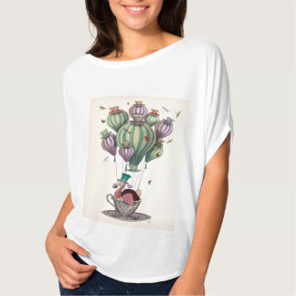 Dodo Balloon with Dragonflies T-Shirt