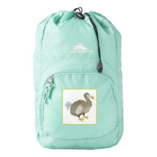 Dodo Bird Bag Backpack