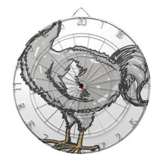 Dodo Bird Dartboard