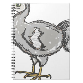Dodo Bird Notebook