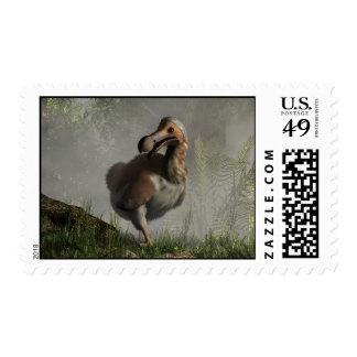 Dodo Bird Postage Stamp