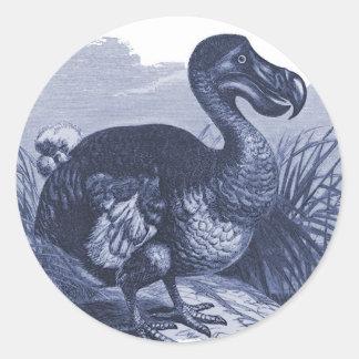 Dodo Bird Stickers