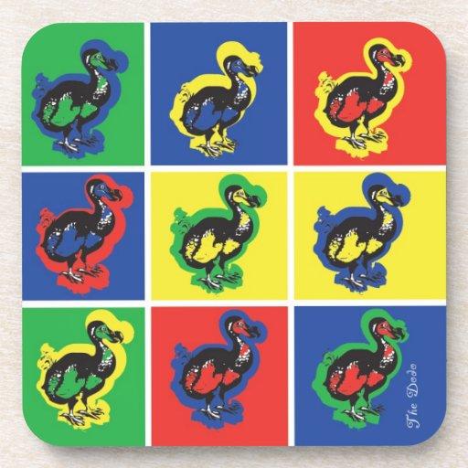 Dodo Coasters