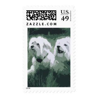 dodo dog cartoon merchandise postage stamp