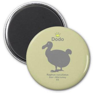 Dodo g5 2 inch round magnet
