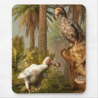 Dodo Hide N Seek Mouse Pad