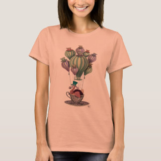 Dodo in Teacup T-Shirt