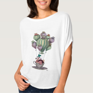 Dodo in Teacup T-Shirt