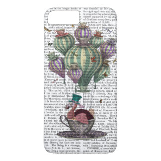 Dodo in Teacup with Dragonflies iPhone 7 Plus Case
