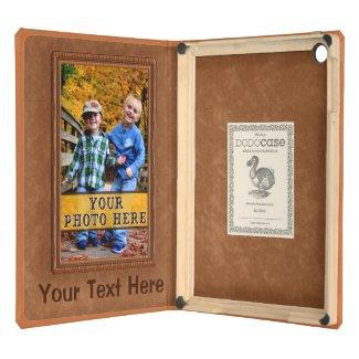 iPad AIR Photo Case