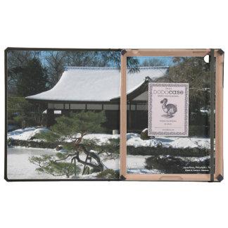 DODOcase - casa en la nieve, Philadelphia de Japón iPad Cárcasas