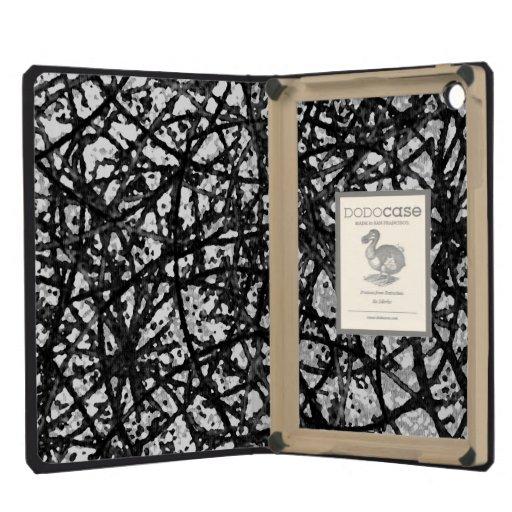 Dodocase iPad Mini Grunge Art Abstract iPad Mini Case