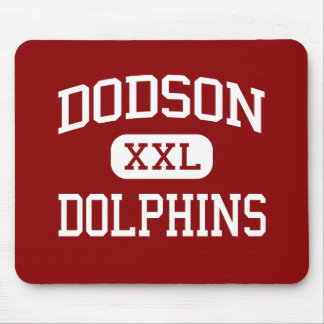 Dodson - Dolphins - Middle - San Pedro California Mouse Mats