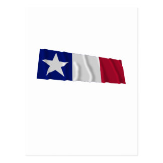 Dodson Flag Postcard