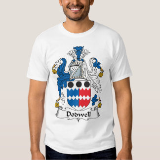 Dodwell Family Crest T Shirt