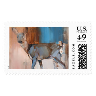 Doe a Deer 2014 Postage