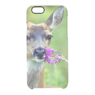 Doe a Deer Uncommon Clearly™ Deflector iPhone 6 Case