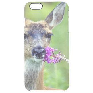 Doe a Deer Uncommon Clearly™ Deflector iPhone 6 Plus Case