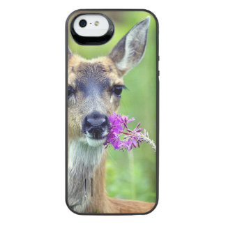 Doe a Deer Uncommon Power Gallery™ iPhone 5 Battery Case
