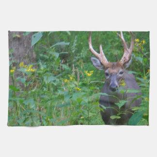 Doe A Deer Towel