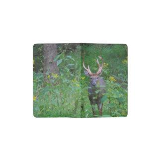 Doe A Deer Pocket Moleskine Notebook