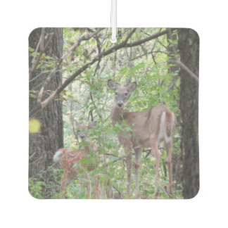 Doe and Her Fawn Air Freshener