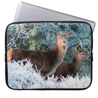 Doe Deer Computer Sleeve