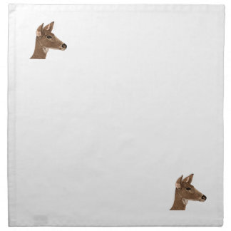 Doe Female Deer Cloth Napkin