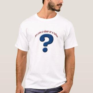 doer talker T-Shirt