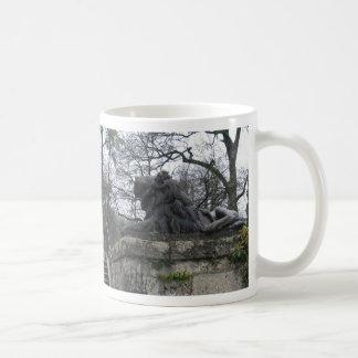 Does it look like rain? coffee mug