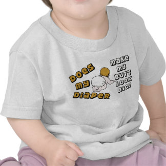 Does My Diaper Shirt