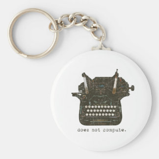 Does Not Compute Keychain
