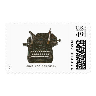 Does Not Compute Stamps