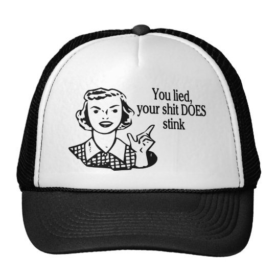 Does Stink Retro Trucker Hat